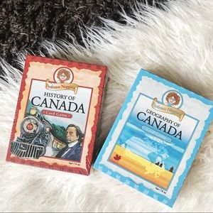 NWT | Educational Game History Of Canada Kids Toys